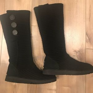 Crochet UGG boots